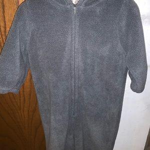 Kids Cozy Elephant Costume